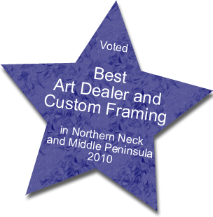 Best Art Dealer and Custom Framing
